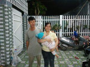 Vợ chồng Thảo Châu